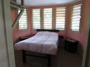 master bedroom, bed, dresser