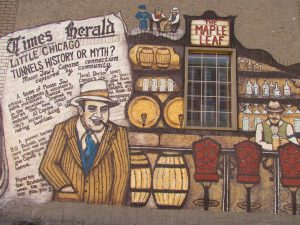mural from Moose Jaw