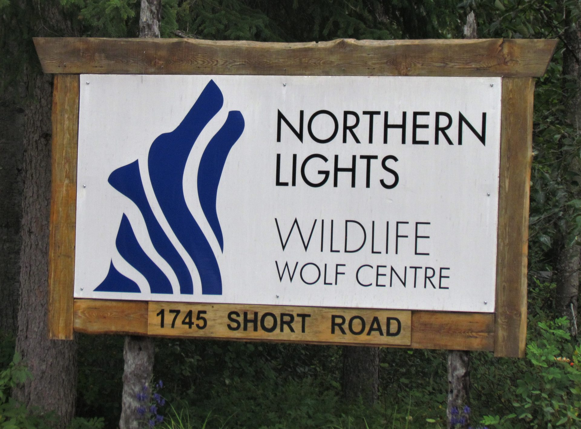 The Northern Lights Wildlife Wolf Interpretive Centre