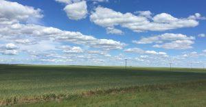 Saskatchewan Canada prairies
