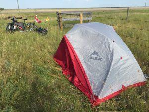 stealth camping in Alberta
