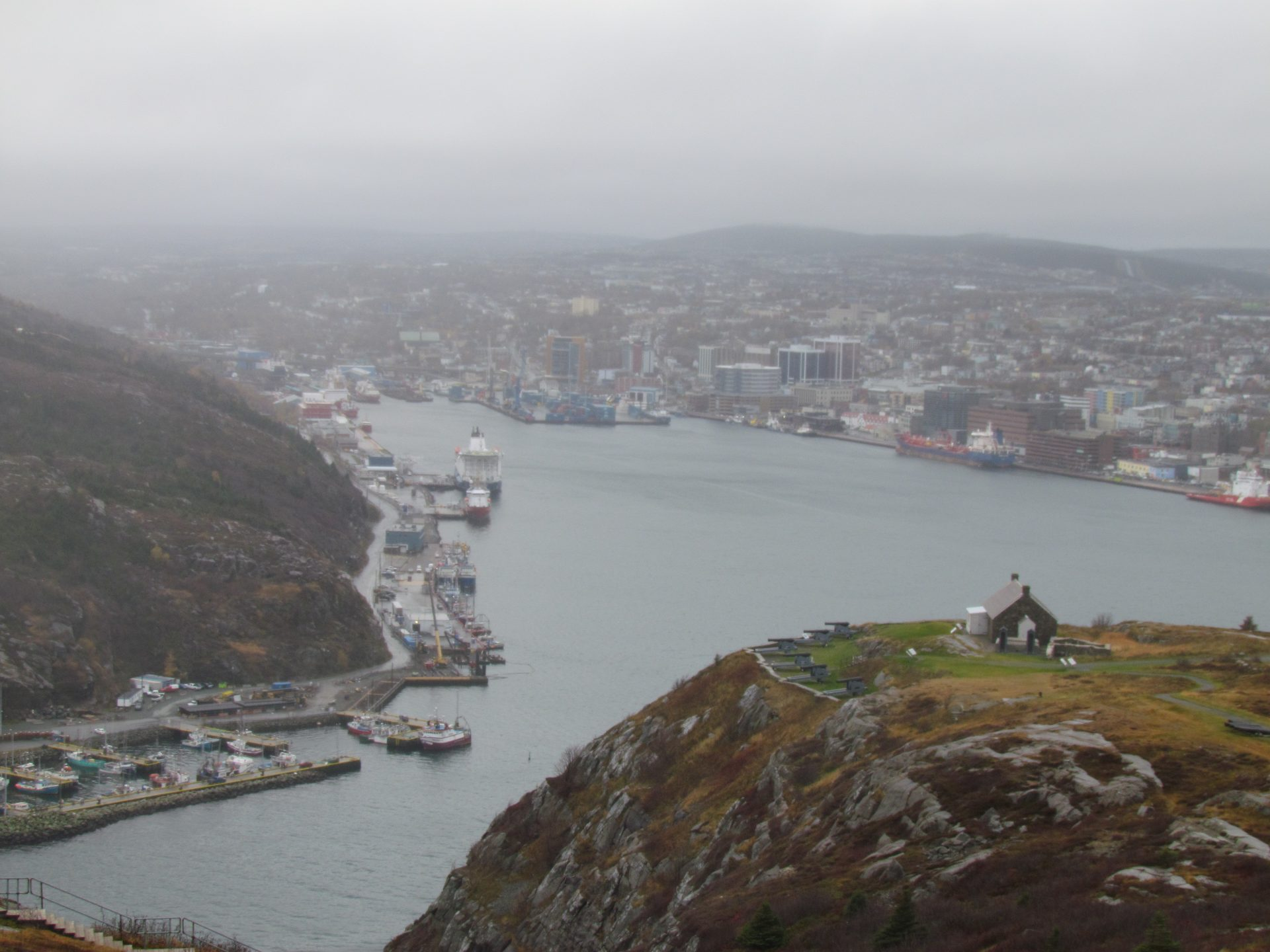 St John's – what an amazing town!