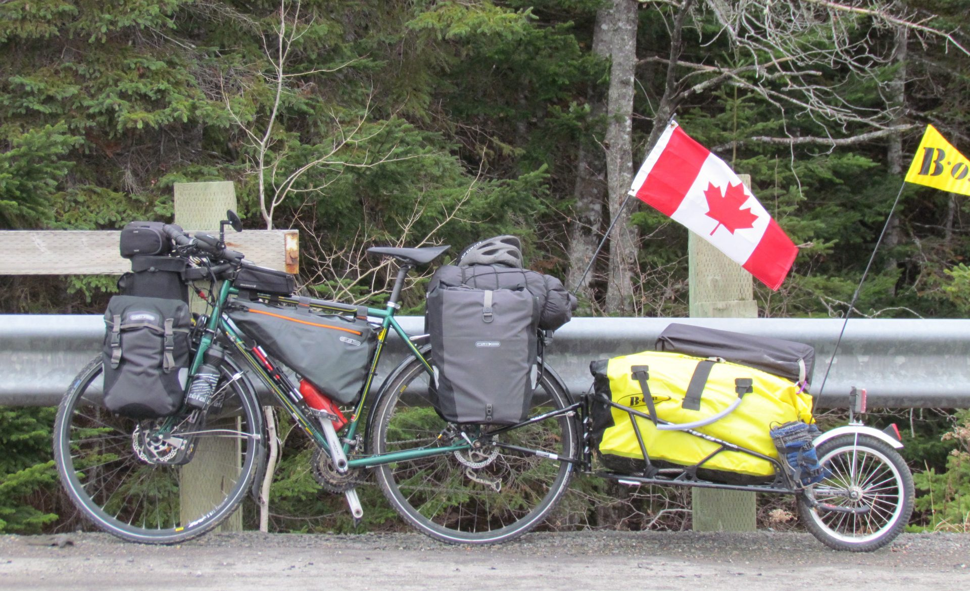 Everything you ever need to know about what to pack and how much to pack on your bike tour