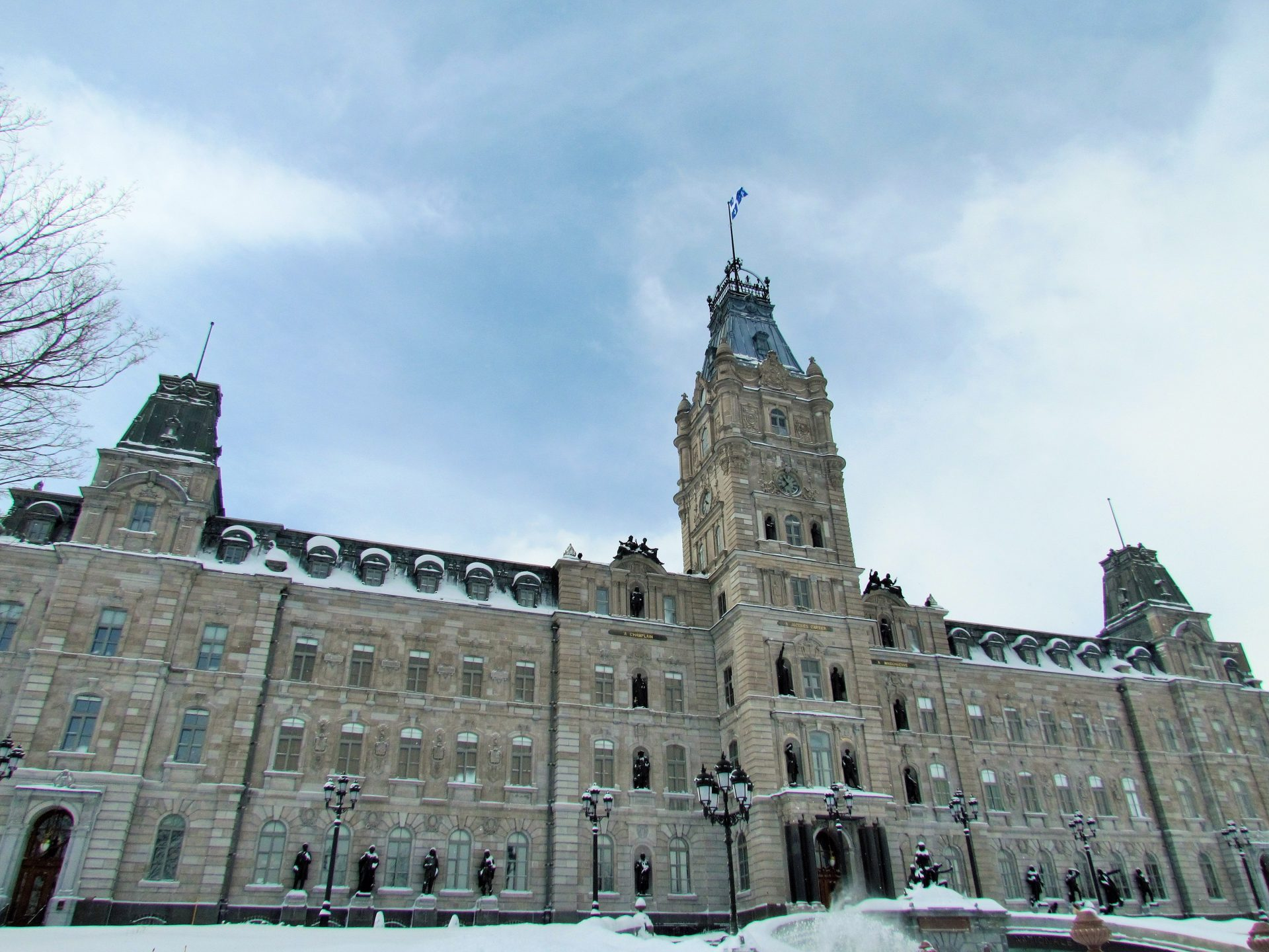 Quebec – February 27 to March 4, 2020