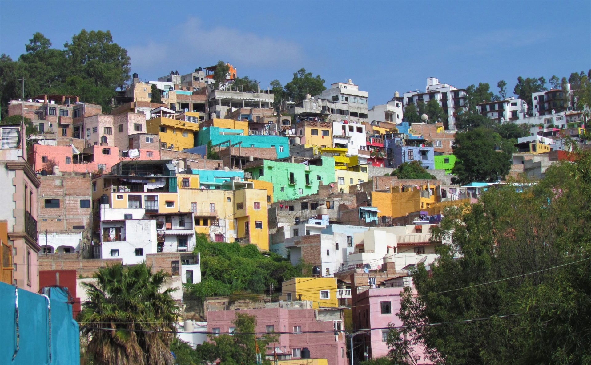 Guanajuato State – Part 1 (Sept 22 to 27)
