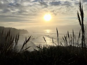 California Pacific ocean and coast