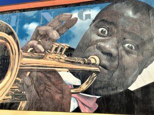 mural in Eureka California