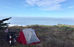 California stealth camping