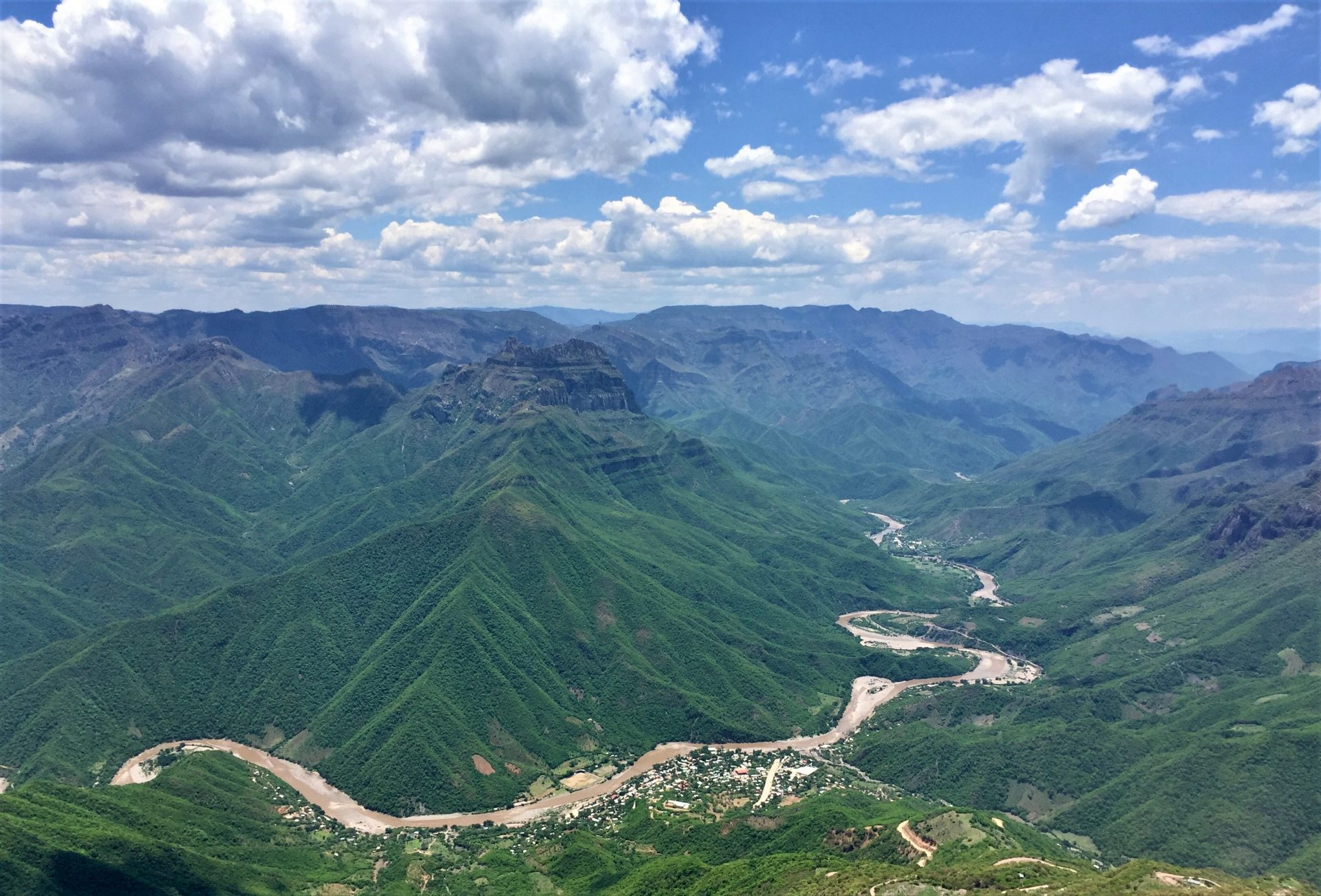 Copper Canyon Part 2 (July 9 to 11)