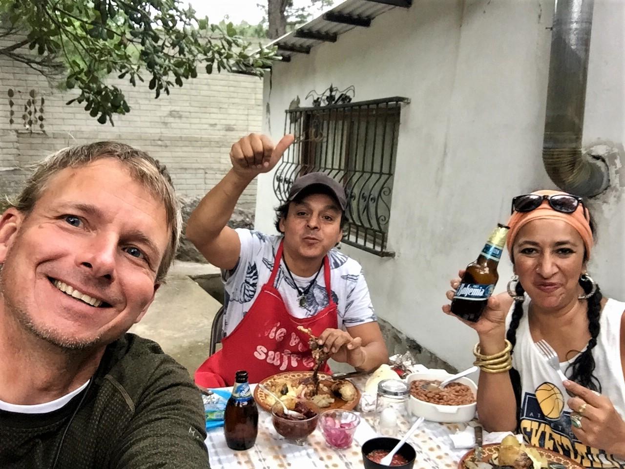 Luis & Anna Pacheco Vazquez