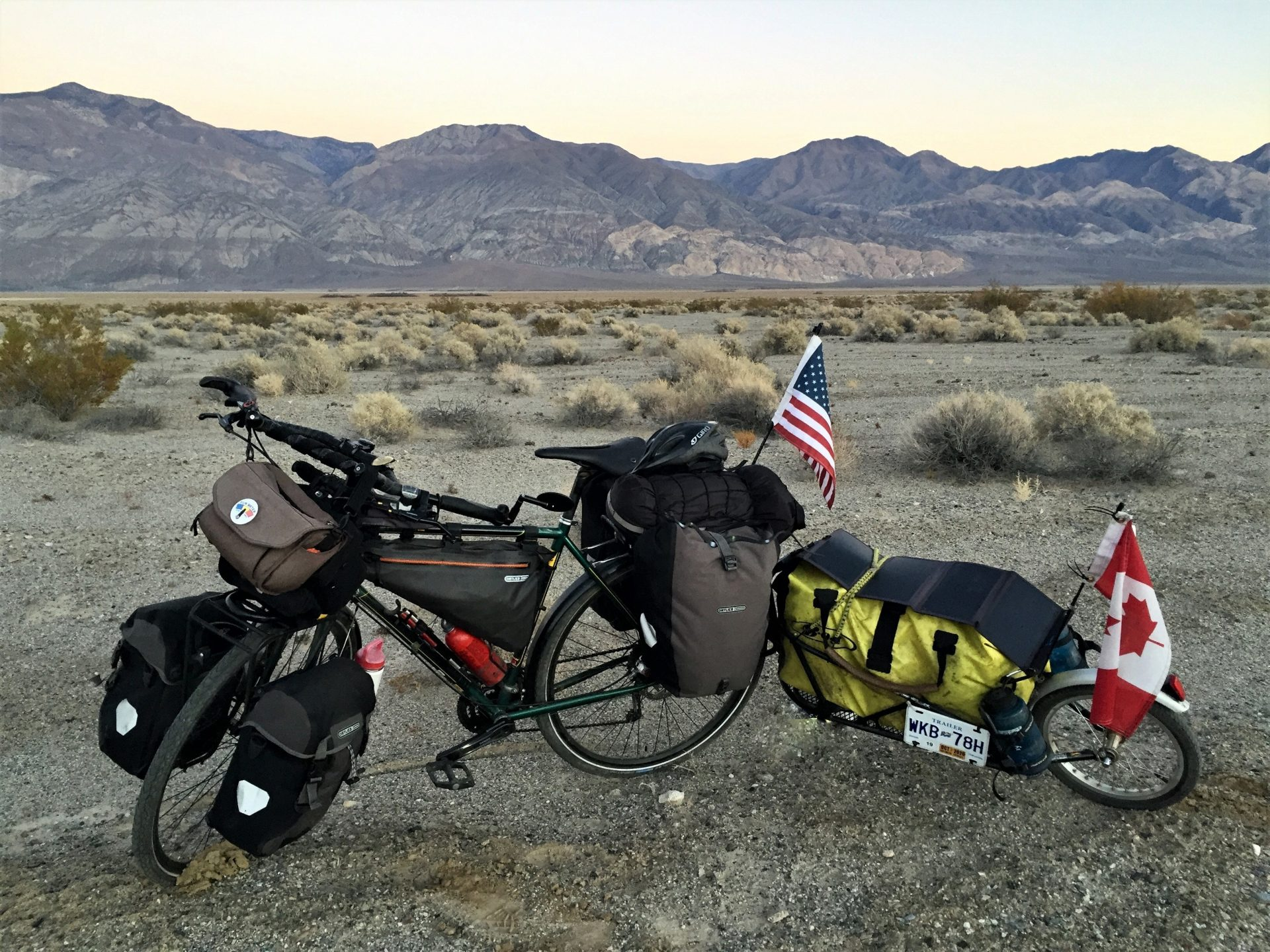 18 solid reasons to bike tour with a trailer