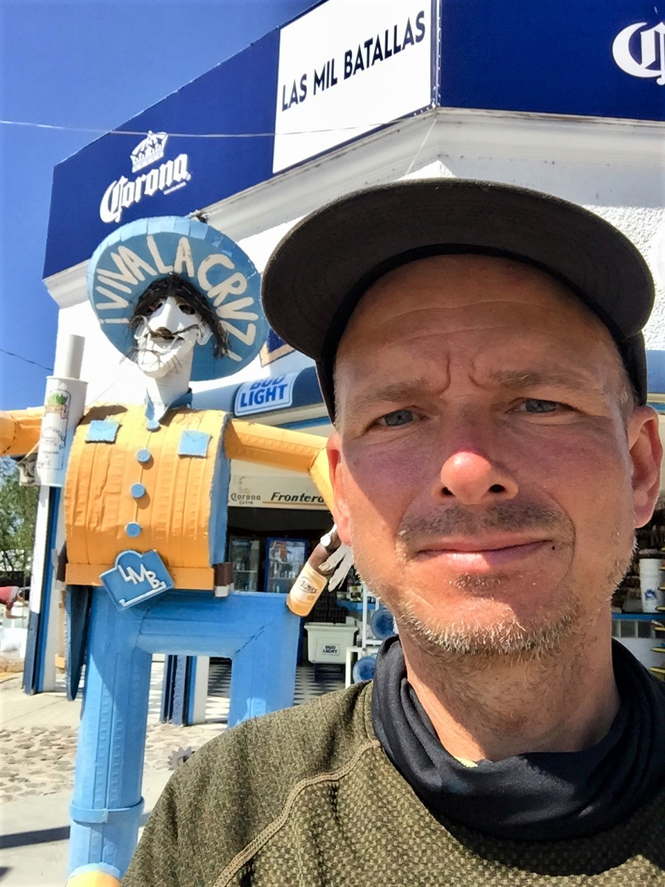 Mexico – Back on the Road – Part 3 (Aug 6 to 8)