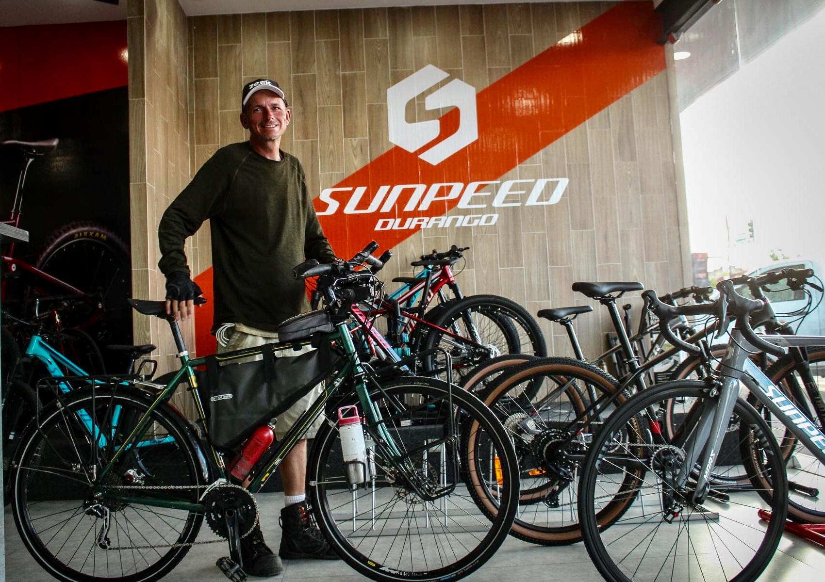 Sunpeed Bikes