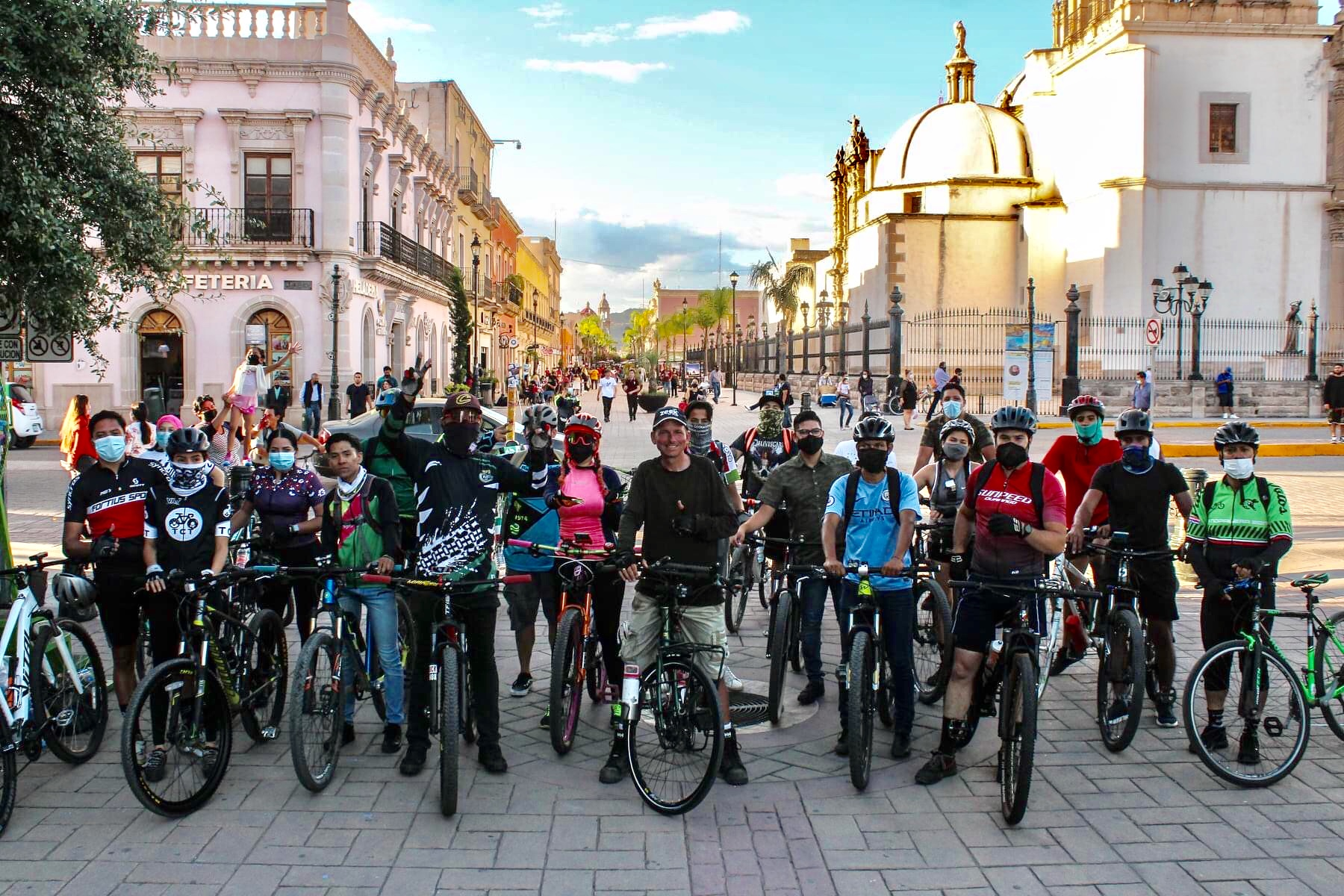 NOPAL Mountain Bike Club