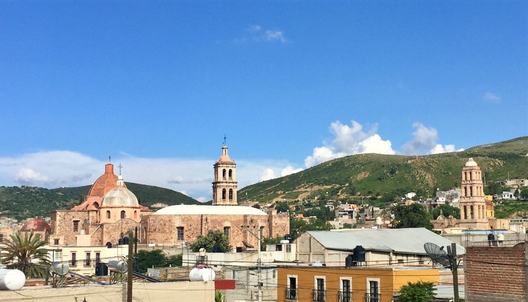 The State of Zacatecas – Part 1 (Sept 1 to 5)