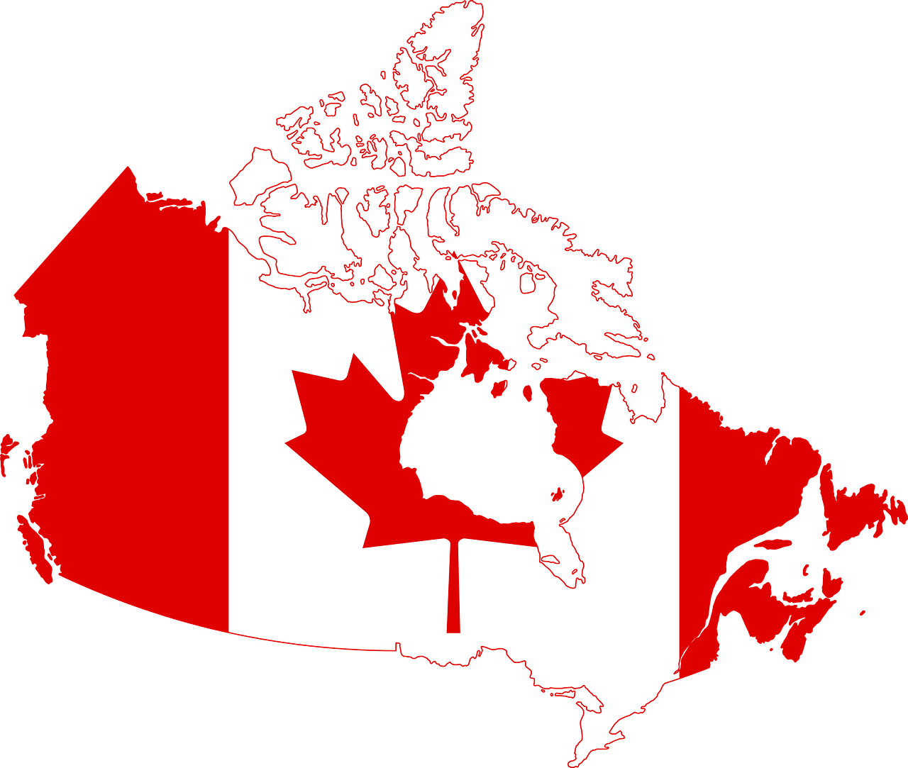 Oh Canada – What a story!!!